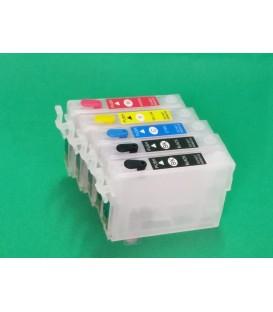 Cartuchos Recargables Epson T1110 (T115-T103)
