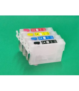 Epson TX 420FW (138BK-133 CMY)
