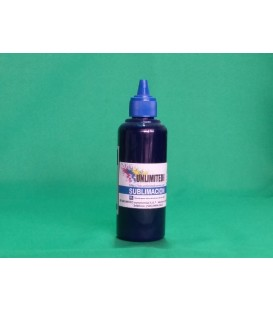 Tinta Sublimar 120 ml cian